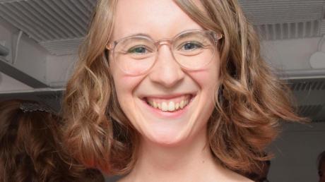 Eva Lettenbauer, 27 Jahre, ist seit 2018 Mitglied des Landtags und seit Oktober 2019 Landesvorsitzende der Grünen.