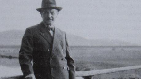 Alois Kroner war 1949 der erste Krumbacher Kreis- und Ortsvorsitzende der Arbeiterwohlfahrt.