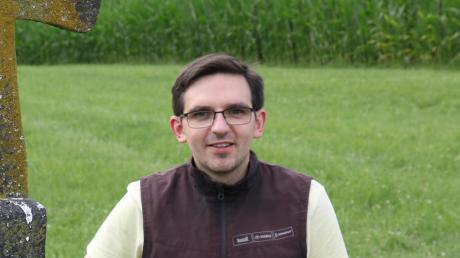 Kaplan Florian Bach, der derzeit noch in Memmingen tätig ist, kommt ab September als Pfarrer nach Thannhausen und wird Leiter der neuen Pfarreiengemeinschaft Thannhausen/Ursberg.