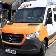 Josef Brandner von BBS-Reisen freut sich, dass das Flexibus-System deutschlandweit auf Interesse stößt.