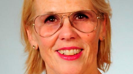 Angelika Hosser (Grüne) kandidiert in Krumbach bei der anstehenden Wahl für das Amt des Bürgermeisters.