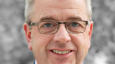 Erwin Haider, Bürgermeisterkandidat in Münsterhausen.