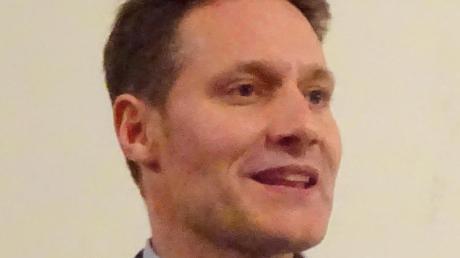 Ludwig Hartmann, Fraktionsvorsitzender der Grünen im Landtag.