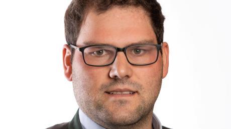 Daniel Mayer, Bürgermeister in Balzhausen.