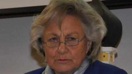 Historikerin Martha Schad.