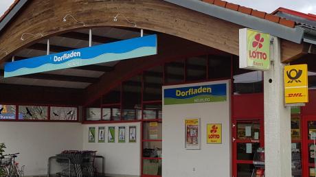 Ab sofort gibt es einen Lieferservice für Güter des täglichen Bedarfs aus dem Dorfladen in Neuburg. Den Lieferservice für die Waren übernimmt der Sportverein Neuburg.
