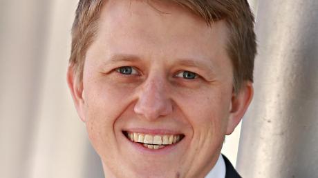 Alois Held, CSU, neuer Thannhauser Bürgermeister.