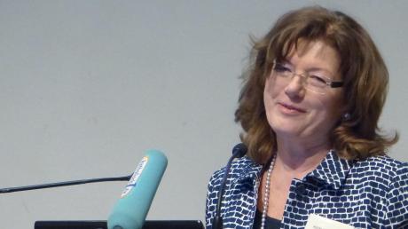 Kraft im Glauben finden: Diözesanratsvorsitzende Hildegard Schütz.