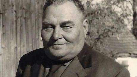Vor rund 55 Jahren starb mit Luitpold Zahler aus Erisweiler eine markante Persönlichkeit des mittelschwäbischen Raumes.