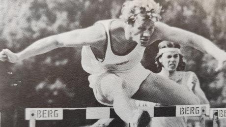 Einen wesentlichen Teil zur Erfolgsbilanz des Leichtathletikzentrums Kreis Günzburg trug der Burgauer Bernd Hänschke bei. Er war nicht nur ein exzellenter Hürdenläufer, der zum Beispiel die 100 Meter Hürden in 14,4 Sekunden zurücklegte. Er liebte auch den Zehnkampf, wo er es auf 5721 Punkte brachte.