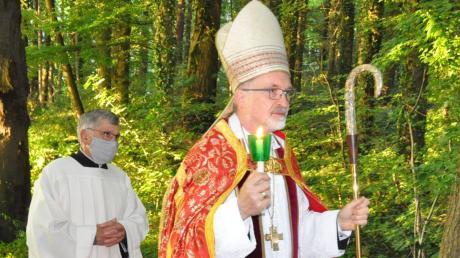 Die Ermittlungen gegen Bischof Gregor Maria Hanke aus Eichstätt sind eingestellt worden.
