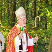 Pfingsten ist ein wichtiger christlicher Feiertag in Deutschland.
