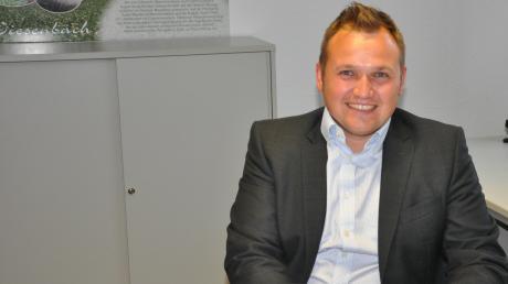 Gilbert Edelmann ist neuer Bürgermeister der Gemeinde Wiesenbach. Am Anfang seiner Amtszeit steht eine wegweisende Entscheidung.