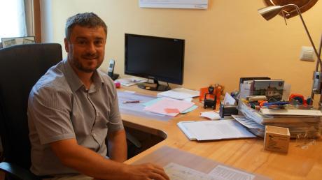 Bürgermeister Bernd Langbauer aus Deisenhausen zieht nach gut 100 Tagen im Amt eine erste Bilanz.