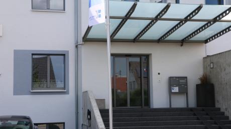 In diesem Gebäude in Thannhausen in der Rudolf-Diesel-Straße ist die Interdisziplinäre Frühförderung Thannhausen/Krumbach untergebracht. Gegen den Wechsel der bewährten Leiterin machen sich Kinderärzte in der Region stark.
