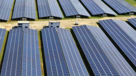 Eine Fotovoltaik-Anlage soll in Nordhofen entstehen.