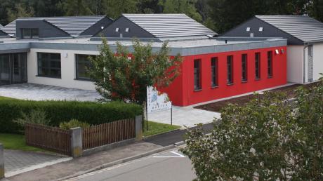 Die Kindertagesstätte in Neuburg ist voll belegt. Eine Erweiterung in naher Zukunft ist unumgänglich.   Dieter Jehle