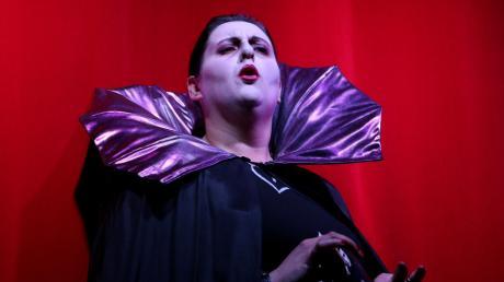 Karin Gumpinger spielt schon lange bei den Theaterfreunden Münsterhausen.