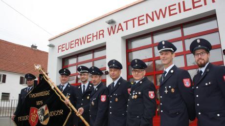 Fünf Prozent der Einwohner des Marktes Neuburg leisten Dienst bei der Feuerwehr. Laut dem aktuellen Feuerwehrfahrzeugkonzept können die Wattenweiler Floriansjünger noch in diesem Jahr auf ein Mehrzweckfahrzeug hoffen.