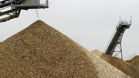 Kies und Sand sollen in den kommenden Jahren bei Unterwiesenbach abgebaut werden. Thema war dies jetzt im Wiesenbacher Gemeinderat.
