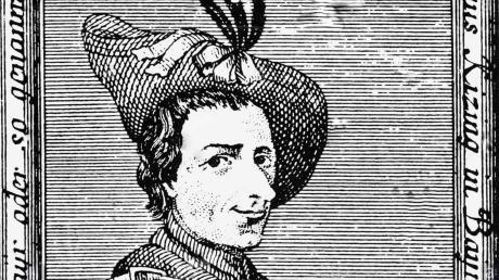 """Matthias Klostermayr wurde bekannt als der """"Bayerische Hiasl"""". Vor 250 Jahren wurde er gefangen genommen."""