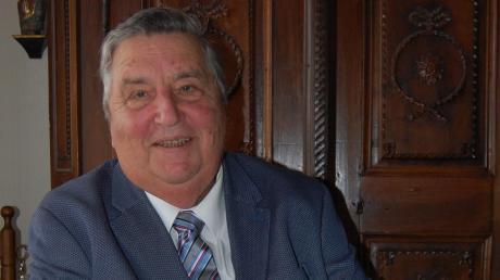 Über das Leben eines Bürgermeisters hat der ehemalige Thannhauser Bürgermeister Johannes Schropp geschrieben.