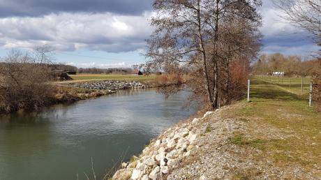 Eine Aufwertung soll die Günz beim Kraftwerk in Wattenweiler erhalten. Die LEW Wasserkraft möchte in Zusammenarbeit mit dem Markt Neuburg die Günz erlebbar machen.