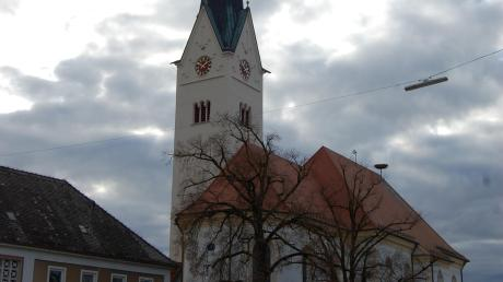 Auch die Gläubigen der Stadtpfarrei Mariä Himmelfahrt in Thannhausen werden ab April zur Pfarreiengemeinschaft Mindeltal gehören.