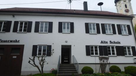 In der Alten Schule in Oberwiesenbach soll, so die Planung der Gemeinde Wiesenbach, eine Interimskindergartengruppe ihren Platz finden.