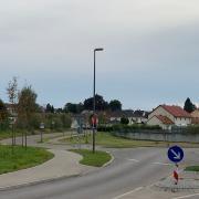 Am Krumbacher Gärtnerweg (Südstraße) könnte ein neuer Lebensmittelmarkt entstehen. Darüber wurde jetzt im Stadtrat debattiert.