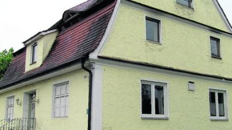 Die frühere Breitenthaler Gastwirtschaft bei der Kirche soll zum Dorfgemeinschaftshaus umgebaut werden. Archivfoto: Hans Bosch