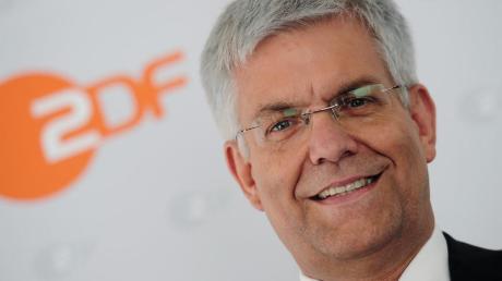 Thomas Bellut wurde zum neuen ZDF-Intendanten gewählt.