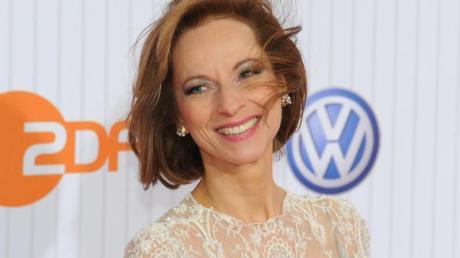 Schauspielerin Mareike Carrière.2011 in Berlin.