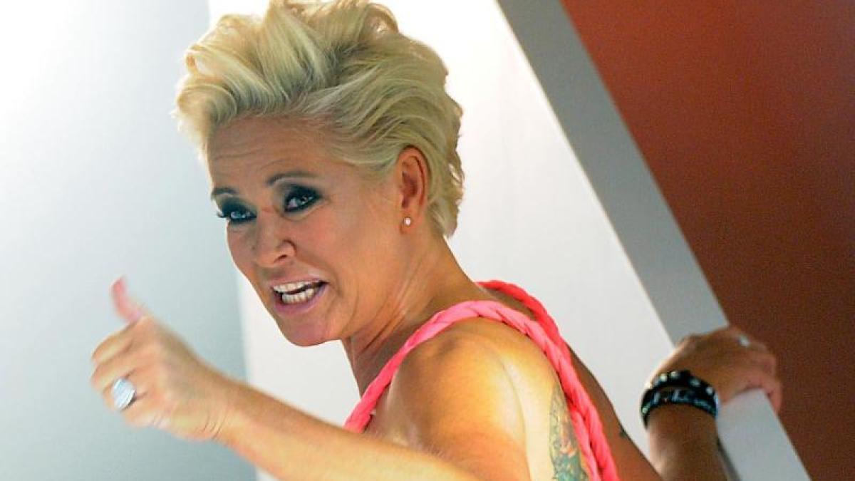 Promi Big Brother 2014 Portrat Wer Ist Claudia Effenberg Promis
