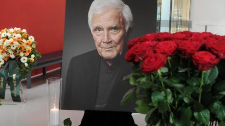 Abschied von Joachim «Blacky» Fuchsberger.