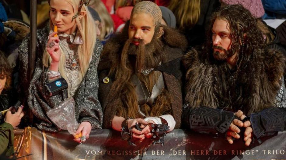Film Showdown In Der Hobbit Welt Vorfreude Und Trauer