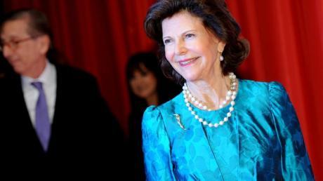 Königin Silvia von Schweden hat «Ein Herz für Kinder». Foto: Britta Pedersen