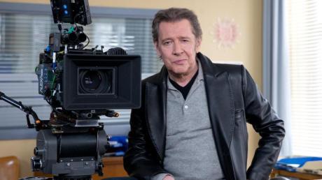Der Schauspieler Jan Fedder ist froh, wieder vor der Kamera stehen zu können.