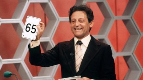 """Der Quizmaster Hans Rosenthal moderierte einst """"Dalli Dalli"""". Alle Infos zum TV-Termin von """"50 Jahre Dalli Dalli"""" - hier in unserer Vorschau."""
