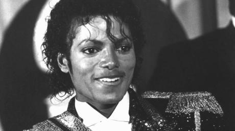 Unvergessen: Michael Jackson (1984). Foto: UPI