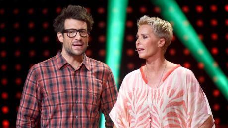 Die Moderatoren Daniel Hartwich und Sonja Zietlow zieht es aus dem Studio in den australischen Dschungel. Foto: Henning Kaiser