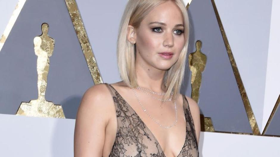 Lawrence jennifer nackt von bilder Hollywood: Nacktbilder: