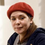 Hat gute Chancen auf den Ingeborg-Bachmann-Preis: die österreichische Autorin Stefanie Sargnagel. Foto: Horst Ossinger