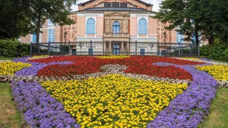 Mekka für Wagnerianer und Promis: Das Festspielhaus in Bayreuth.