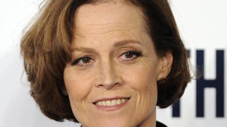 Sigourney Weaver 2013 in London.