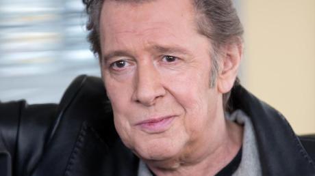 """Jan Fedder wird bald wieder für das """"Großstadtrevier"""" vor der Kamera stehen."""