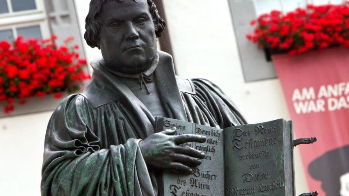 Martin Luther Was Hat Er Gemacht