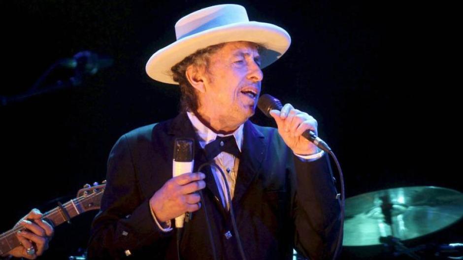 Der US-Rocksänger Bob Dylan wird am Wochenende in Schweden erwartet. Foto: Domenech Castello