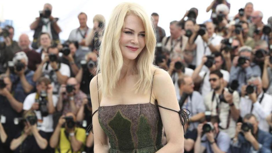 Porträt Nicole Kidman Die Kühle Blonde Wird 50 Promis Kurioses