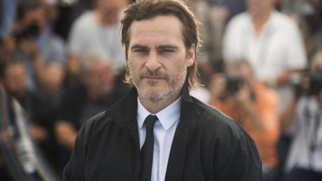 Joaquin Phoenix ist im britischen Wettbewerbsfilm «You Were Never Really Here» zu sehen.